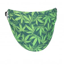 -cannabis-hemp-420-marijuana-pattern-philipp-rietz (1) Face Masks Washable, Face Covering with Breathable Comfort Loops, Size Fit Small Face, Reusable Polyester, Nose Curved Cover Design to Breath Unisex. 14cm x 24cm
